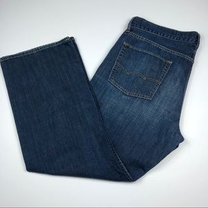 American Eagle Dark Wash Jeans Men's Size 36/30